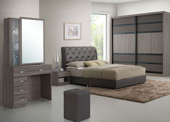 Bedroom furniture set malaysia best bedroom furniture for Cheap quality bedroom furniture