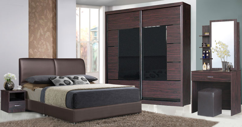 Bedroom furniture set malaysia stylish affordable for Affordable furniture malaysia